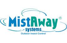 mistaway automatic misting system for mosquito control